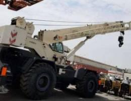50 Ton Terex Crane for Sale
