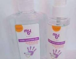 Hand Sanitizer Gel / Hand Sanitizer Spray ...
