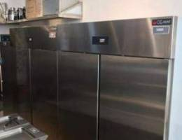 Used Italy Chillers,freezer In Great Condi...
