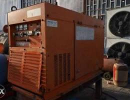 ماطور كهرباء ديزل ١٥كيلو أصلي من تصنيع شرك...