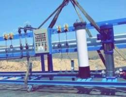 محطات تحلية مياه مركزية للبيع