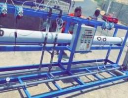 محطات تحلية مياه ابار