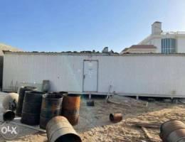 كارافان مشاريع للبيع 12 متر مفروش