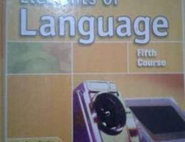 HOLT Elements of Language