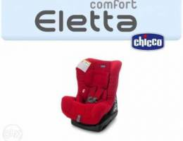 Car Saet Chicco Eletta Comfort -Red
