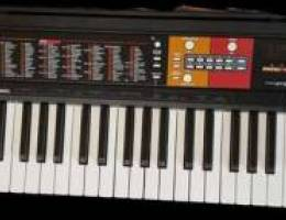 Yamaha PSR-F51 Digital Portable Piano Keyb...