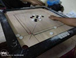 big size carrom board for sale with stand