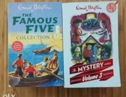 2 children's novels for sale