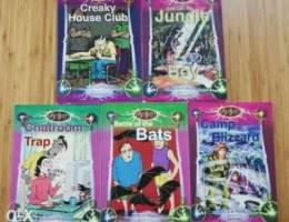 7 English children's short stories for sal...