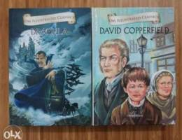 14 children's stories for sale.