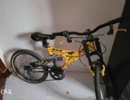 An original mustang bike