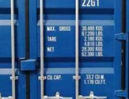 Brand new 20FT shipping Containers for sal...