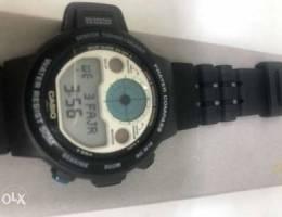 Casio prayer compass watch in great condit...