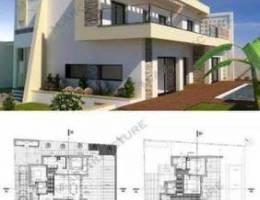 مهندس معماري من تونس ابحث عن عمل في المملك...