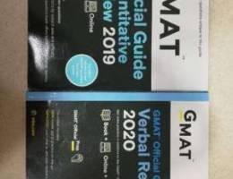 GMAT books 2019/2020