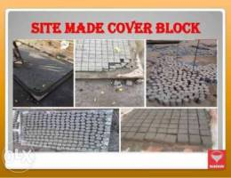 Cover blocks For Sale Real Estate Industry