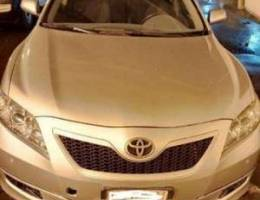 Toyota 2008 camry