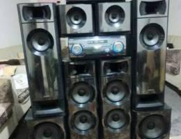 Hi fi Sony sound system