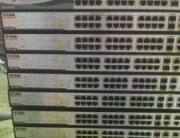 switches and routers