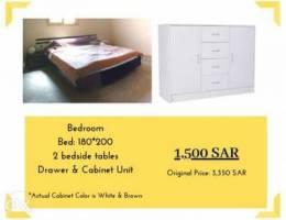 غرفة نوم للبيع Bed Room for Sale