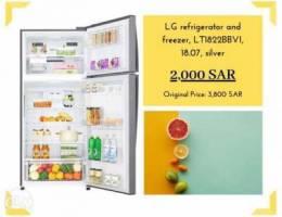 براد بحالة ممتازة - Refrigerator Excellent...