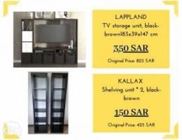 مفروشات من إيكيا Ikea Items Best Price