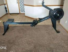 Concept 2 Model E Indoor Rower With Pm5 Pe...
