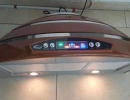 New cooker hood 90cm