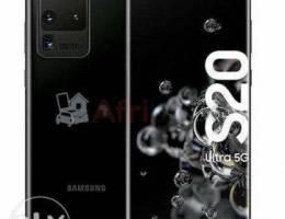 Samsung galaxy S20 Ultra 5G new jarir bill...