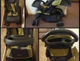 Baby Stroller + Baby Walker In Very Good C...