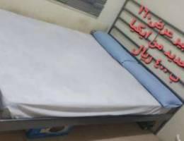 سرير مجوز عرض ١٦٠