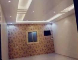 3 غرف جديده للبيع من المالك بسعر مناسب بدو...