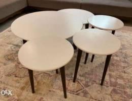طاولات خشب للبيع