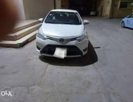 Toyota yaris 2015 model original condition