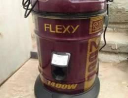 Flexy vacuum cleaner