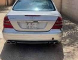 Mercedes E240 for sale