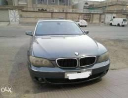 BMW 740 li 2006 for 25000 SR
