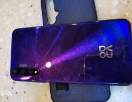Huawei nova 5t for sale and exchange