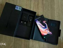 Galaxy note 9 128gp ram6gp new edition 10/...