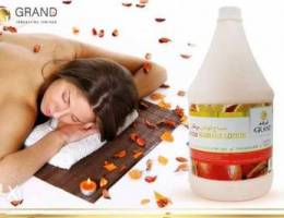 Grand message lotion cream