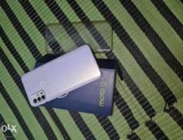 Motorola g 30 128gb 6gb ram same brand new...